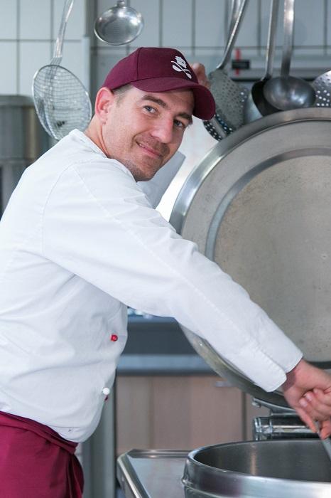 Interview mit Küchenleiter Daniel Buchter-Alpenland 1