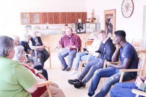 Generationenübergreifendes Filmprojekt-Alpenland 4