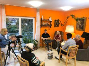 Generationenübergreifendes Filmprojekt-Alpenland 6
